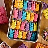 Easter Peeps Cookie Bar