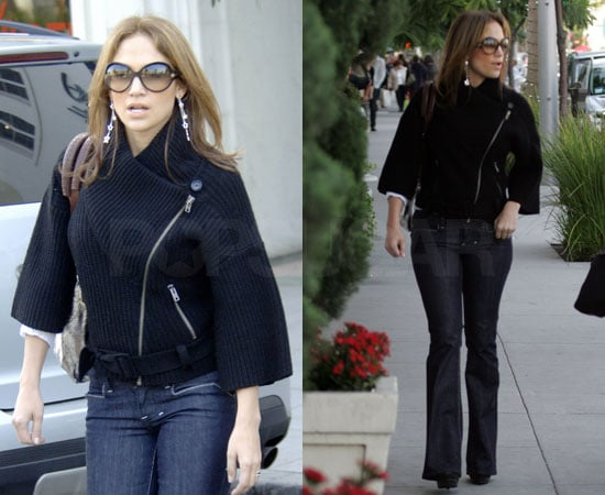 Photos of Jennifer Lopez Shopping in LA