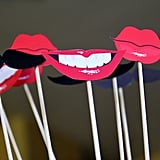 Red Lip Props