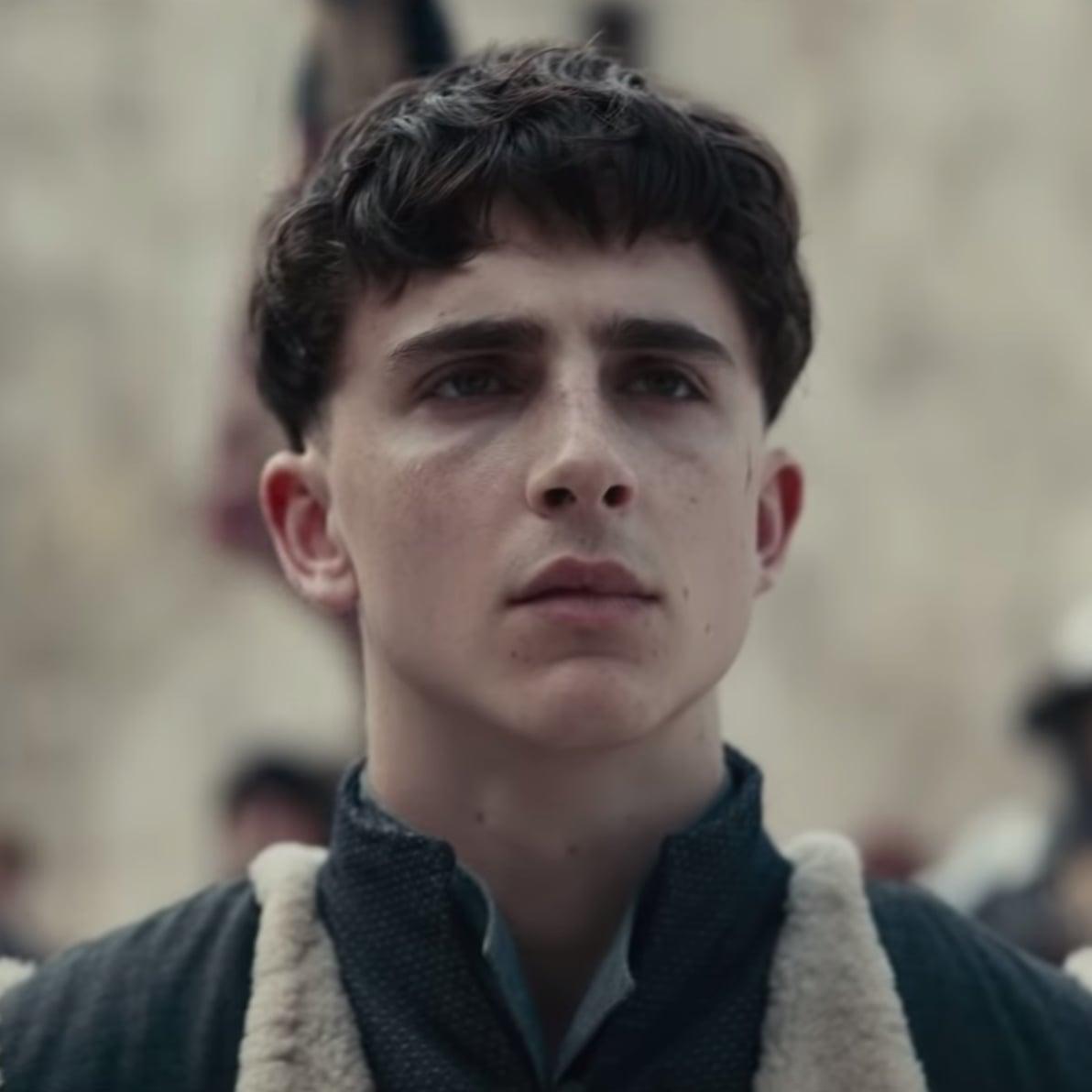 Netflix's The King Movie Trailer | POPSUGAR Entertainment