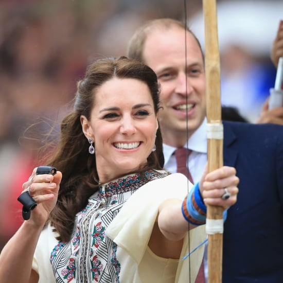Kate Middleton Playing Sport