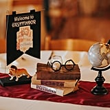Elegant Harry Potter Wedding