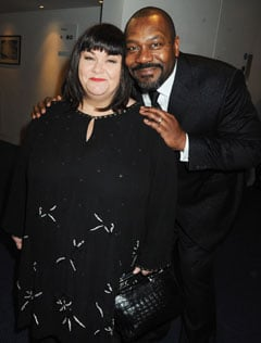 Photos of Dawn French and Lenny Henry Who Have Separated After 25 Years of Marriage