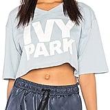 Ivy Park Crop Logo Tee