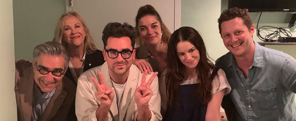 Cute Photos of the Schitt's Creek Cast Hanging Out Together