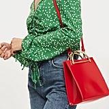 Lizzie Crossbody Tote Bag