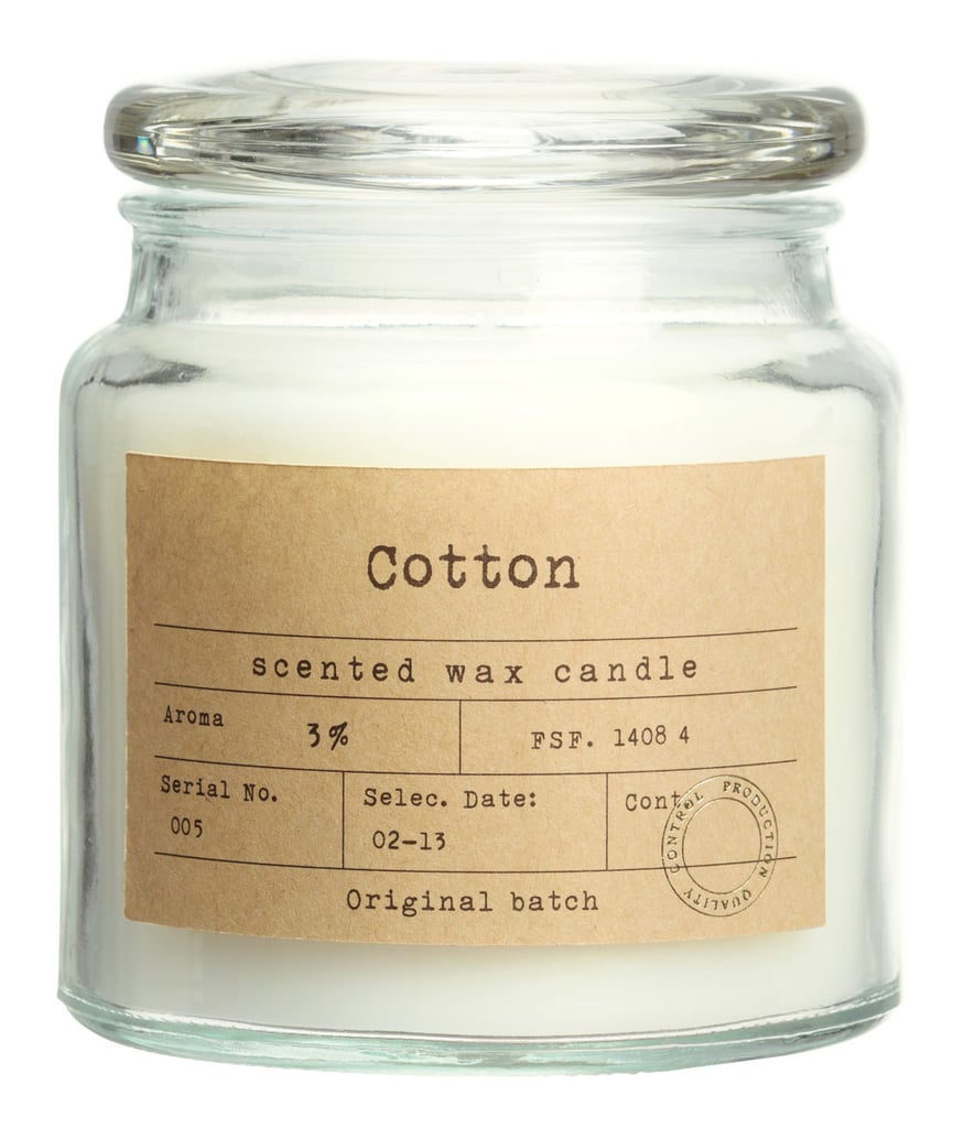 H&M Candle in Glass Jar