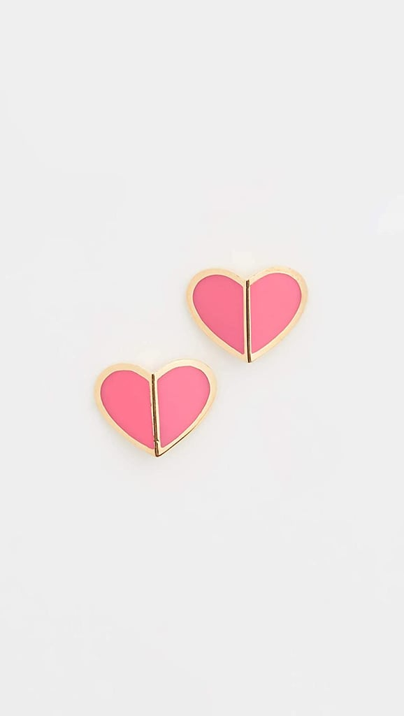 Kate Spade Heritage Spade Heart Earrings
