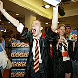 When This Gryffindor Student Was So Excited to Buy Harry Potter and the Half-Blood Prince