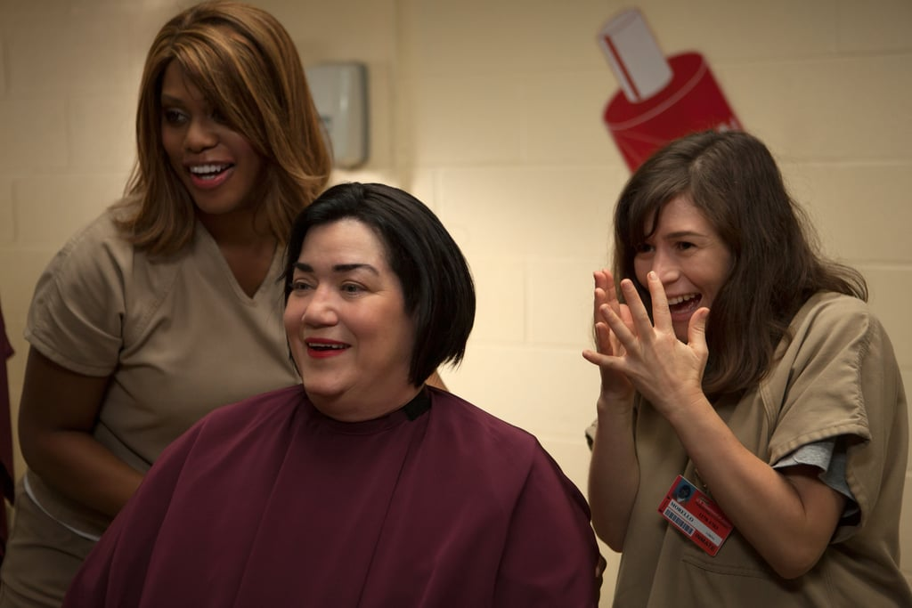 Orange Is the New Black Beauty Tips