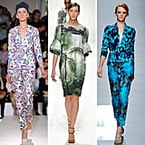 Runway Inspiration: Bold, Romantic Prints