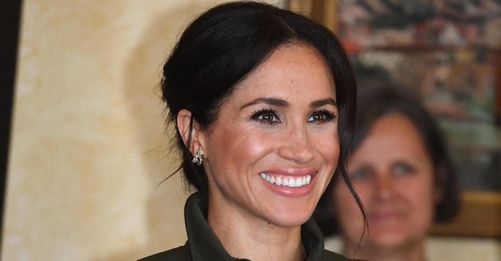 Mom-to-Be Meghan Markle Is Already Glowing After Announcing Her Pregnancy