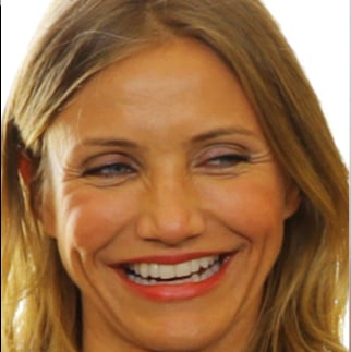 I'm a Huge Fan Cameron Diaz