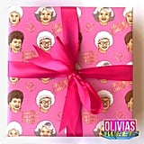 Golden Girls Wrapping Paper