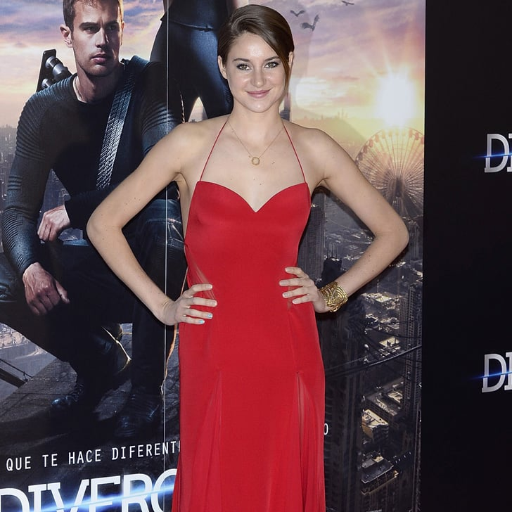 Last Night, Shailene Woodley Officially Became a Movie Star