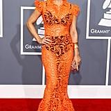 Iconic Grammys Style