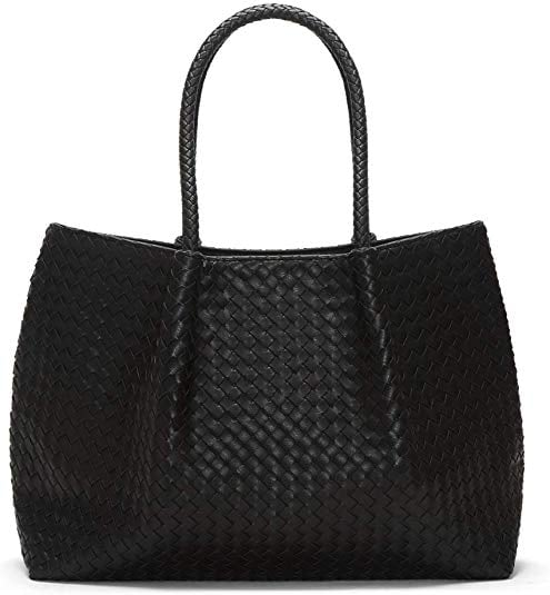 Lulu Dharma Napa Vegan Leather Tote