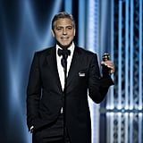 When George Clooney Talked About Amal
