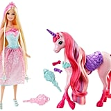 Barbie Princess and Unicorn Giftset