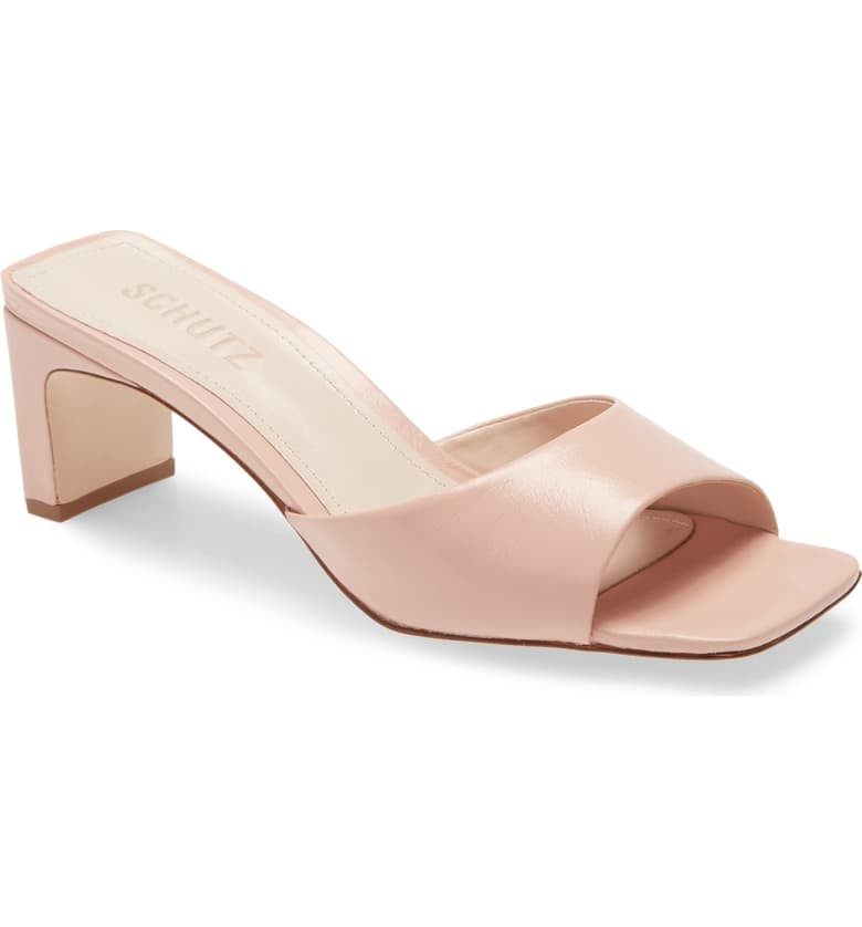 Schutz Queliana Slip-On Sandals