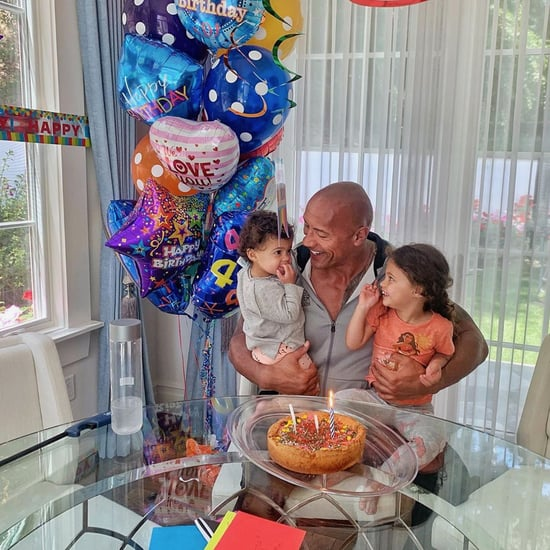 Dwayne Johnson's Birthday Instagram Post 2019
