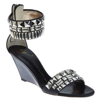 Giuseppe Zanotti Studded Wedge ($449, originally $750)