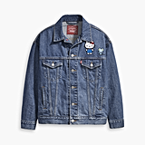 Levi's x Hello Kitty Dad Trucker Jacket