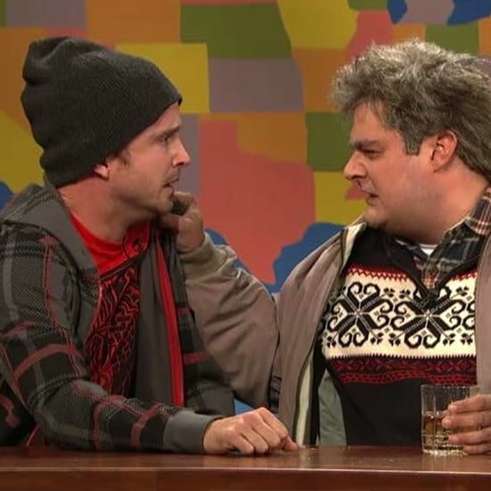 Highlights of Aaron Paul on SNL