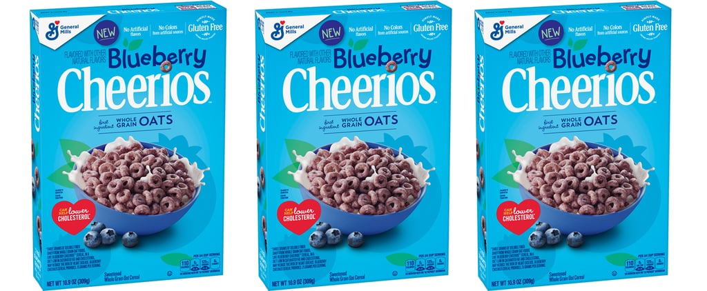 Blueberry Cheerios