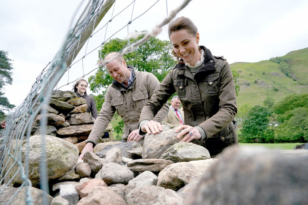 Kate Middleton and Prince William Enjoy a Casually Tea-rrific Date in the Countryside