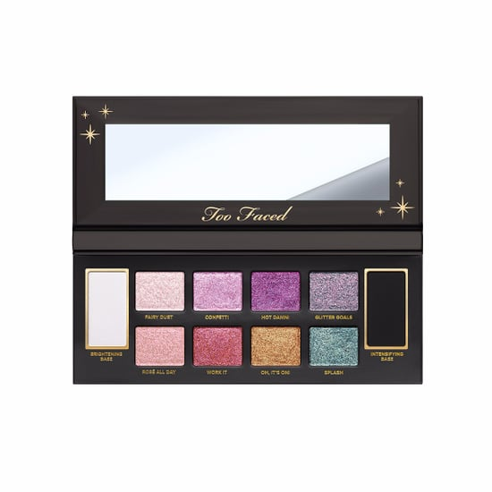 Too Faced Glitter Bomb Prismatic Eyeshadow Palette Instagram