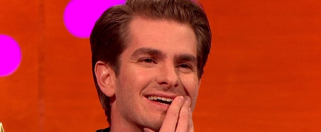 Andrew Garfield Talks About Kissing Ryan Reynolds Video