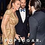 Jake Gyllenhaal at the Met Gala 2017