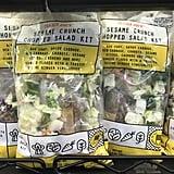 Trader Joe's Sesame Crunch Chopped Salad Kit