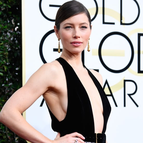 Earrings at the Golden Globes 2017