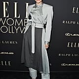 Zendaya Wears Peter Do at Elle Women in Hollywood Event
