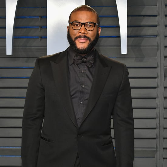 Tyler Perry Donates 5,000 Meals at Thanksgiving Event