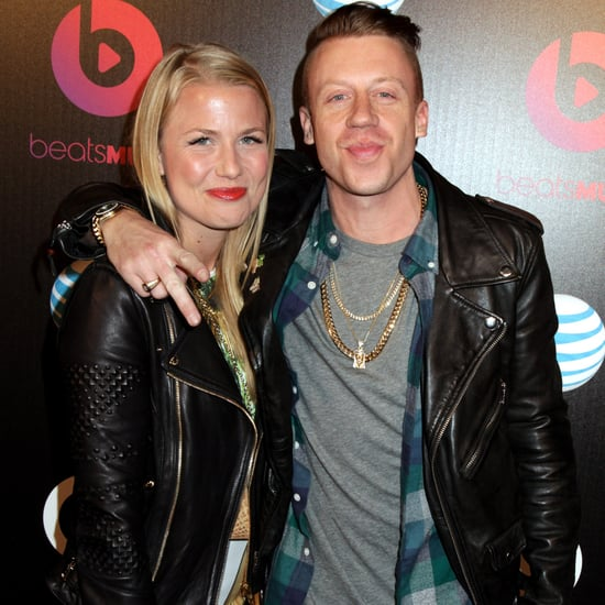 Macklemore and Tricia Davis Welcome Second Child 2018