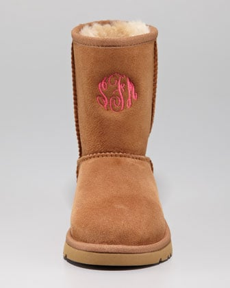 a8bc8f72615 Monogrammed UGG Boots | Neiman Marcus Christmas Book Kids Gifts 2012 ...