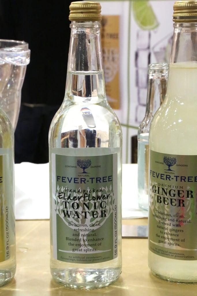 Best Cocktail Mixer: Fever-Tree Handpicked Elderflower Tonic Water
