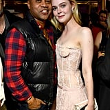 Cuba Gooding Jr. and Elle Fanning