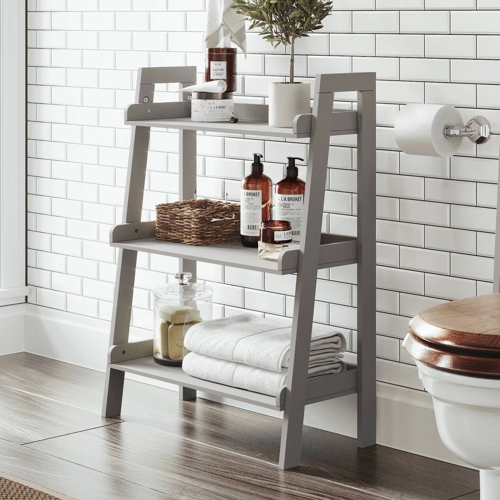 3-Tiered Bathroom Shelf