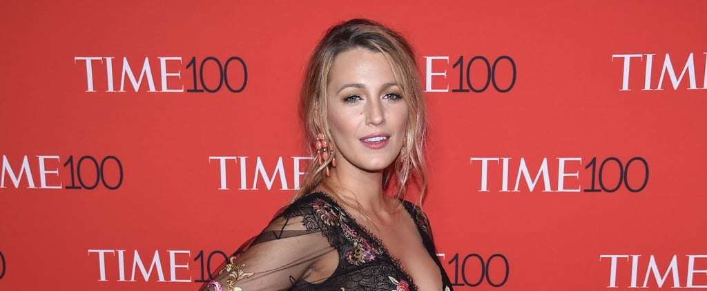 Even Ryan Reynolds in a Tux Won't Distract You From Blake Lively's Dress