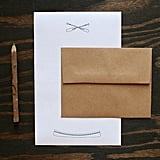 Paper City Design Canoe Stationery