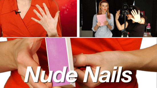 Bella Beauty Tip: How to Get Nude Nails