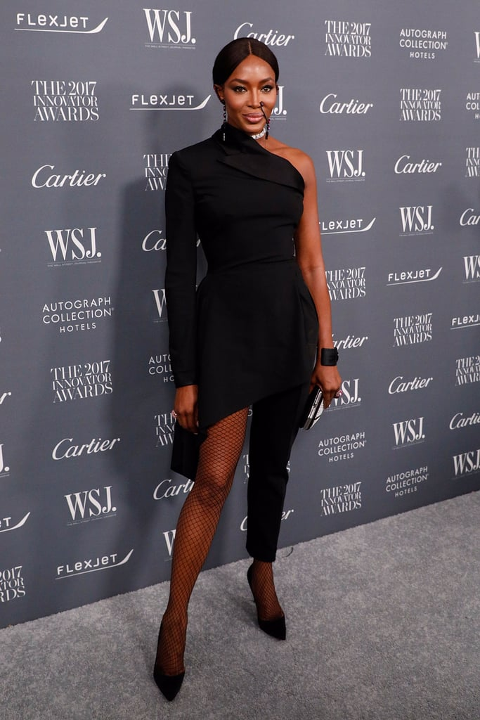 In Case You Needed Reminding, Naomi Campbell Is Still a High-Fashion Queen