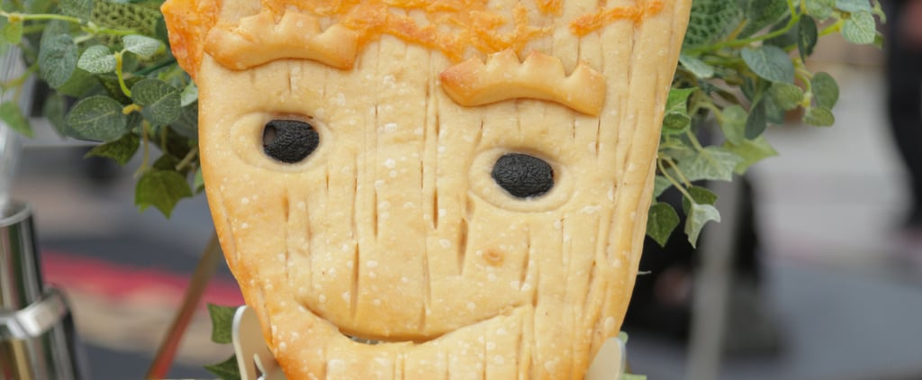 Disneyland's New Baby Groot Bread Just Might Be Too Cute to Eat!