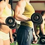 Do a hot workout.