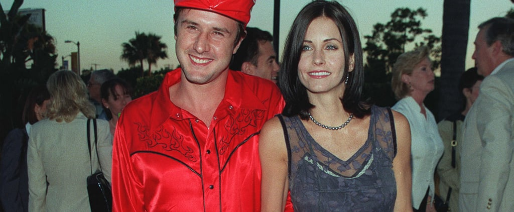 Courteney Cox's Daughter Wears Her Dress From the '90s