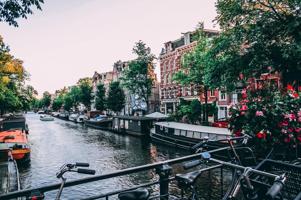 Scorpio (Oct. 23 to Nov. 21): Amsterdam
